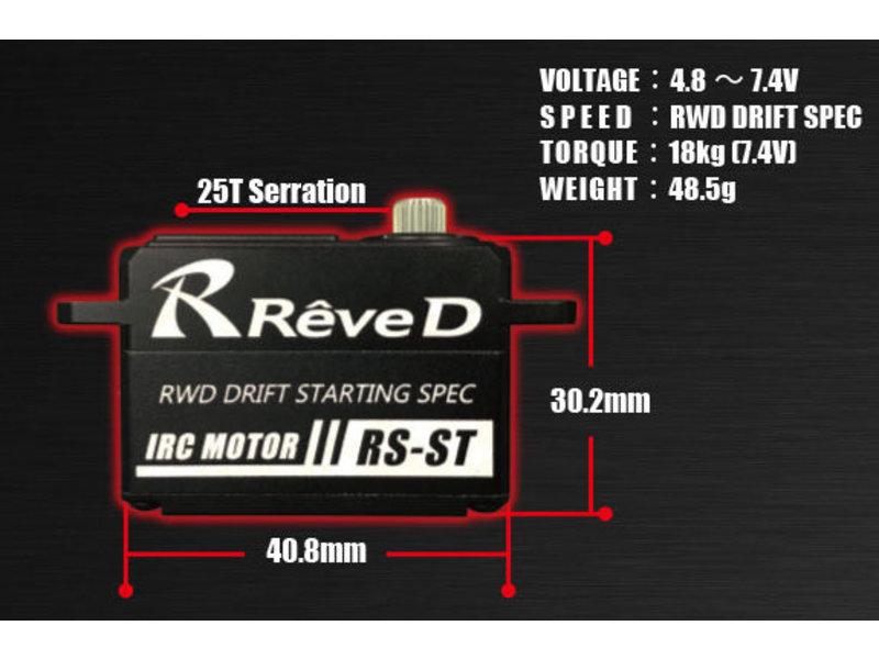 ReveD Drift Spec Hi-Torque Digital Aluminum Servo