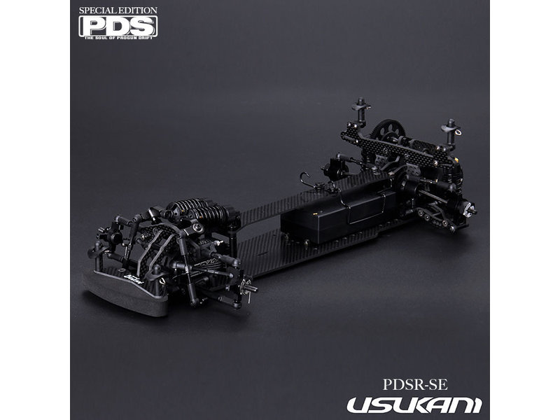Usukani US88300 - PDSR-SE (Rear Motor) 2WD 1/10 Chassis Kit (RR Special Edition)