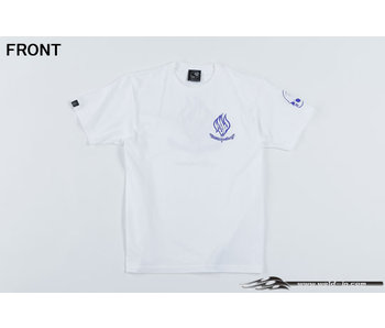 Overdose Weld T-shirt with Short Sleeve / White / XXL