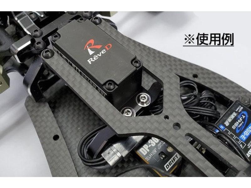 ReveD SPM Titanium Servo Screw (2pcs)