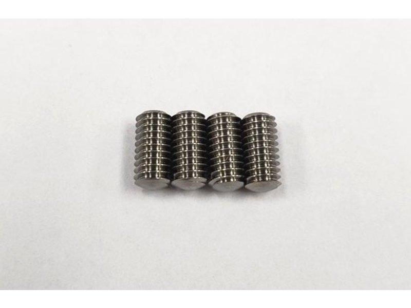 ReveD SPM Titanium M4 x 8mm Set Screw (4pcs)