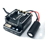 Sanwa 107A54613A - SV-D2 Drift Brushless ESC with SXR Response