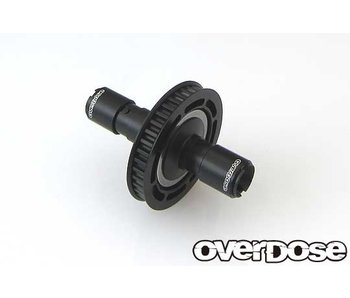 Overdose Ball Differential Set for Vacula, Vacula II, GALM / Black