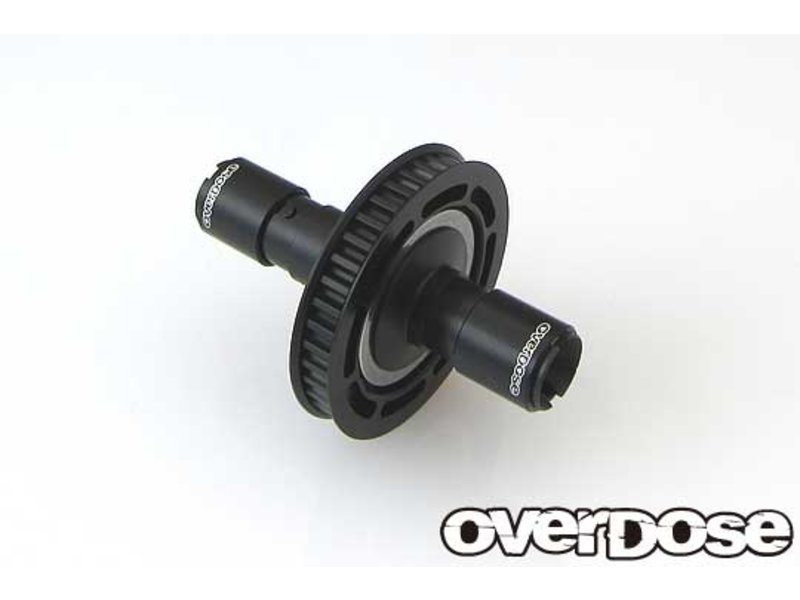 Overdose Ball Differential Set for Vacula, Vacula II, GALM / Color: Black