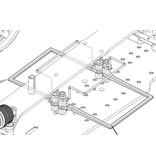 Usukani PDSP-44 - Transverse Battery Mount for PDS