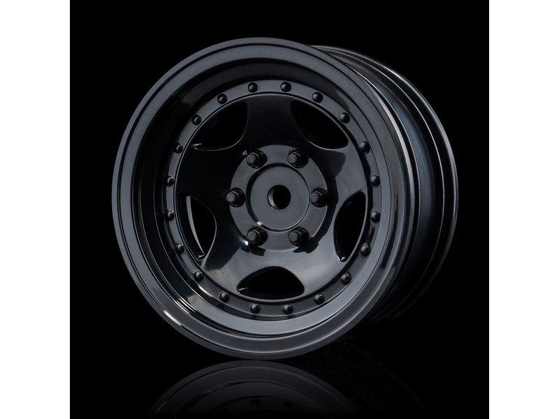 MST 236 Wheel (4pcs) / Color: Black