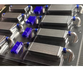 Pandora RC Intercooler Set (Lightweight Polycarbonate Type)