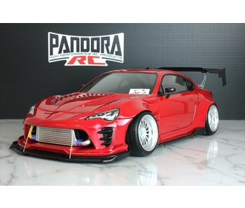 Pandora RC Toyota GT86 (ZN6) - BN Sports