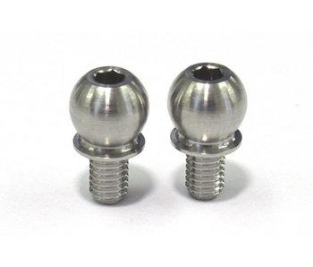 ReveD SPM Titanium Kingpin Ball φ5.9mm / 10mm (2)