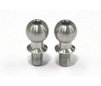 ReveD SPM Titanium Kingpin Ball φ5.9mm / 12mm (2)
