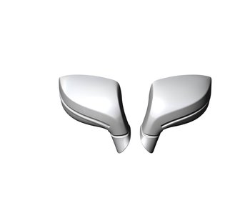 Rc Arlos Mirrors for LB Works GT Nissan 35GT-RR
