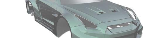 Nissan R35 LB-Silhouette WORKS GT 35GT-RR
