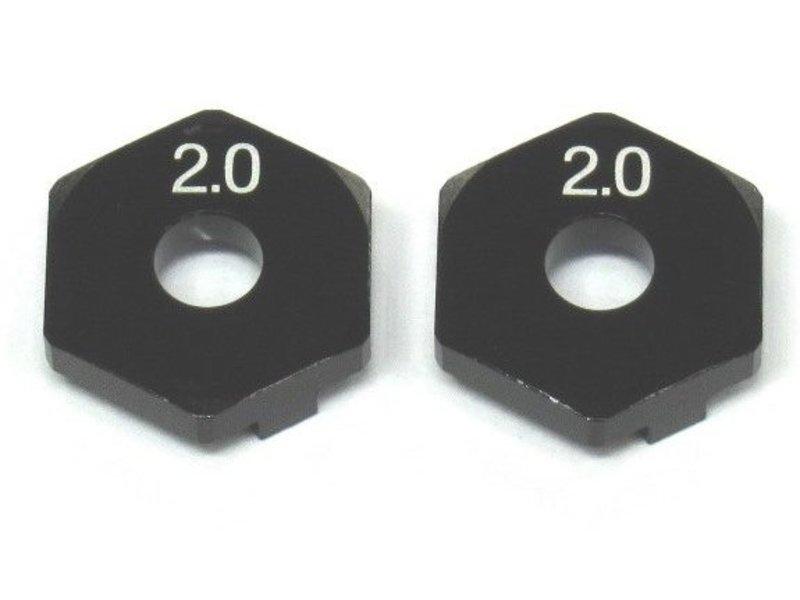ReveD Wheel Spacer 2.0mm for RD-005 (2pcs)