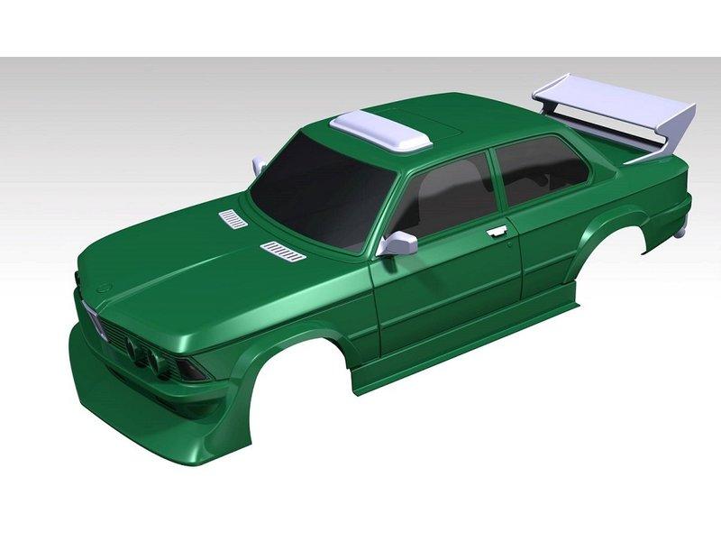 Rc Arlos RC-3200 - BMW 3-series (E21) HighStreet Clear Body