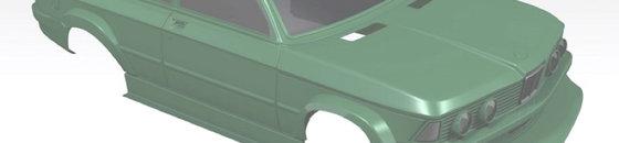 BMW 3-series (E21) HighStreet