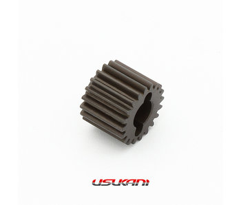 Usukani Aluminium 20T Gear for Top Shaft for PDSR-SE