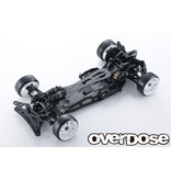 Overdose GALM Ver.2 2WD Chassis Kit with Option Parts