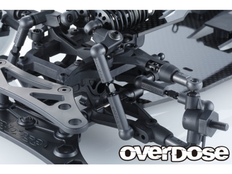 Overdose GALM Ver.2 2WD Chassis Kit