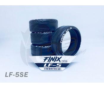 DS Racing Drift Tire Finix Series LF-5 (4pcs)