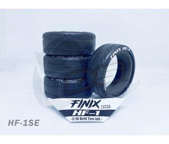 DS Racing Drift Tire Finix Series HF-1 (4pcs)
