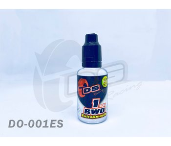 DS Racing RWD Shock Oil 1 cSt - Extra Smooth Compound