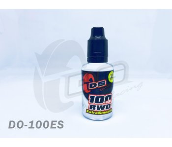 DS Racing RWD Shock Oil 100 cSt - Extra Smooth Compound