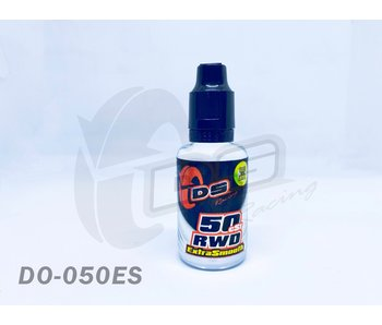 DS Racing RWD Shock Oil 50 cSt - Extra Smooth Compound
