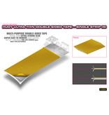 Hudy H107876 - Ultra Thin Double-sided Tape (5pcs)