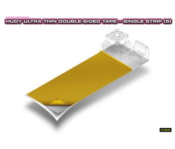 Hudy Ultra Thin Double-sided Tape (5pcs)