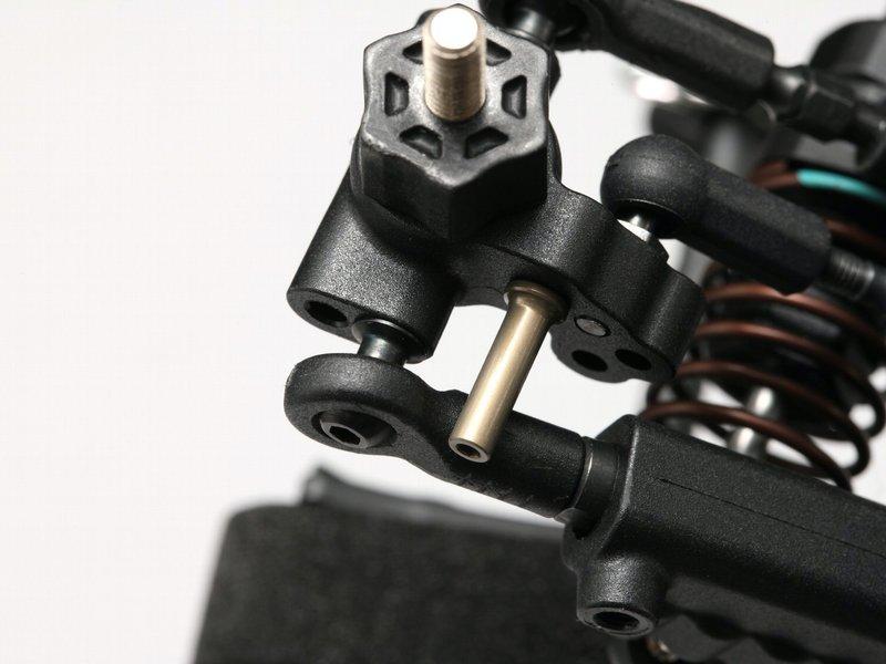 Yokomo Y2-415AL3 - Aluminum Steering Stopper Φ3mm for YD-2