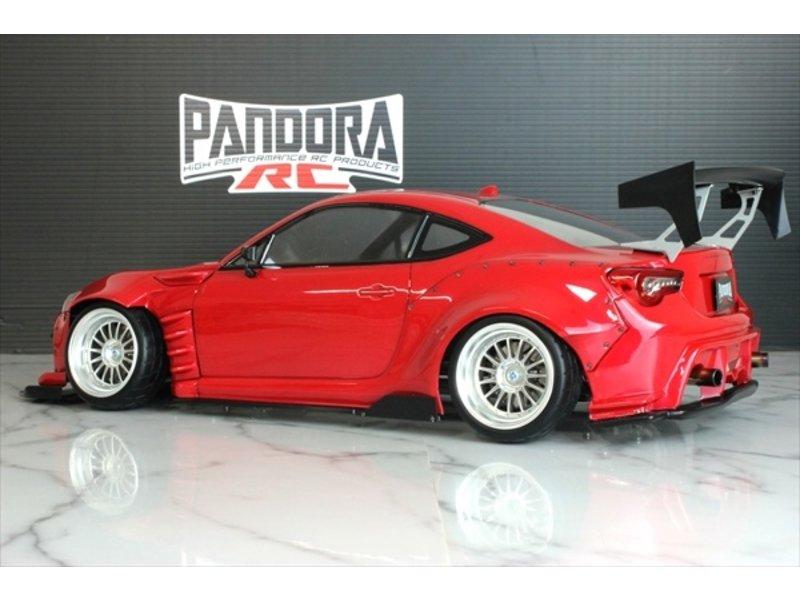 Pandora RC PAB-2199 - Toyota GT86 (ZN6) - BN Sports