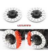 Usukani US88307 - Aluminium Separated Brake Disc V2.0 for PDS Φ35.5mm (2pcs)