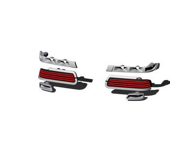 Rc Arlos Lights Buckets for Nissan Silvia S13 Spirit-Rei