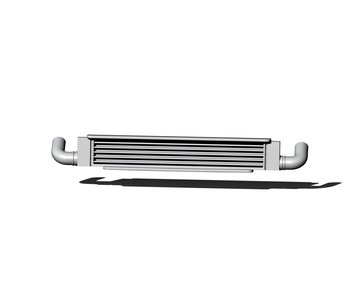 Rc Arlos Intercooler (ABS Plastic) for Nissan Silvia S13 Spirit-Rei