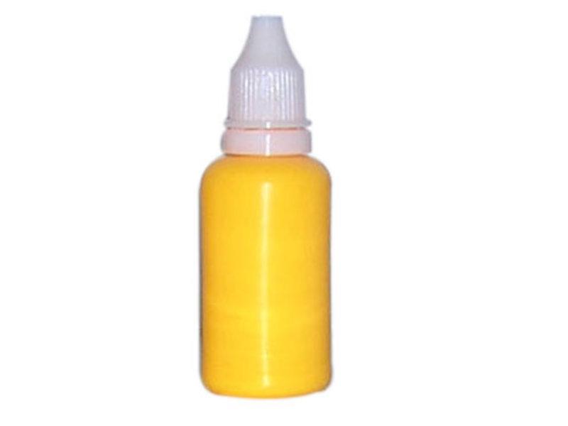 Rc Arlos F20-002 - Fluorescent Golden Airbrush Color (60ml)