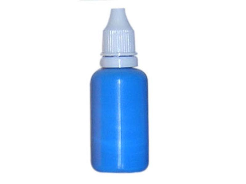 Rc Arlos F20-001 - Fluorescent Blue Lake Airbrush Color (60ml)