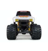 MST MTX-1 4WD 1/10 Monster Truck KIT / Body: TH1 (Toyota Hilux) (Clear Body)