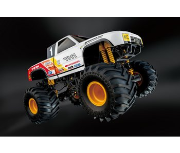 MST MTX-1 4WD Monster Truck KIT / TH1 (Toyota Hilux) (Clear Body)