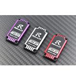 ReveD Aluminum Bottom Case for RS-ST / Color: Purple