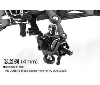 ReveD Brass Wheel Spacer 4.0mm for RD-005 (2)