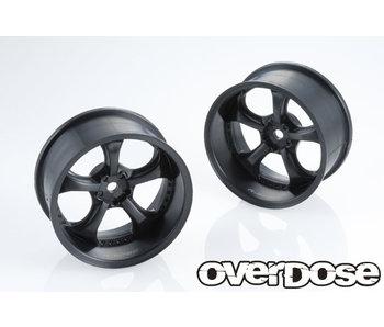 Overdose R-SPEC Work VS KF Type-RY / Black / 7mm (2)