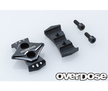 Overdose Wire Clamp Type-2 / Black