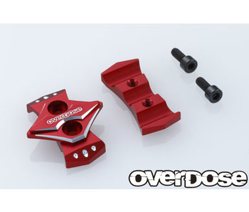 Overdose Wire Clamp Type-2 / Red