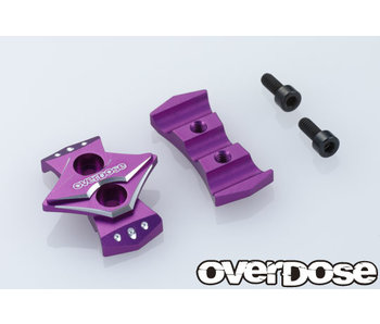 Overdose Wire Clamp Type-2 / Purple