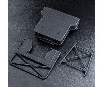 MST J45 (Toyota Land Cruiser) Rear Bed Cage Set