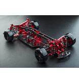 MST FMX  2.0 KMW 2WD 1/10 Drift Car ARR LIMITED / Color: Red