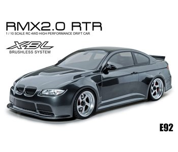 MST RMX 2.0 2WD RTR - Brushless / E92 (BMW M3) - Grey