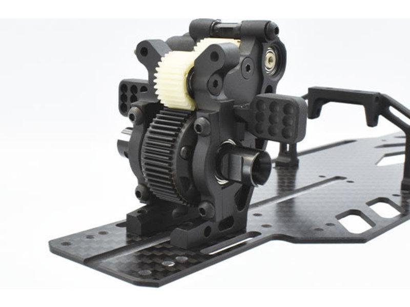 ReveD Aluminium Gear Case Right for MC-1