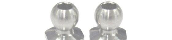 SPM Titanium Parts