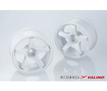 Overdose Valino GV330 26mm / White / 7mm (2)